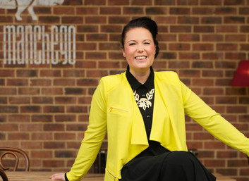 Leah Hutcheon wins UK Small Business Entrepreneur of the Year