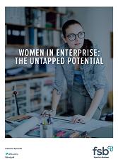 Women in Enterprise:  The Untapped Potential