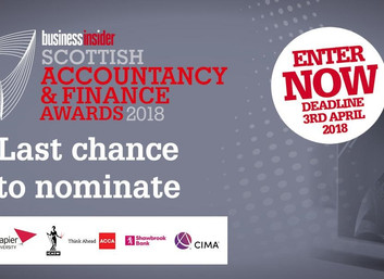 Scottish Accountancy & Finance Awards