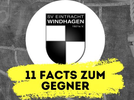 11 Facts zum kommenden Gegner: SV Windhagen