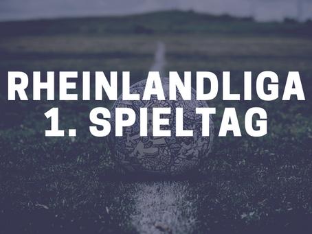 Unglaubliches Spiel in Wissen, Andernach ganz oben: Der 1. Spieltag der Rheinlandliga