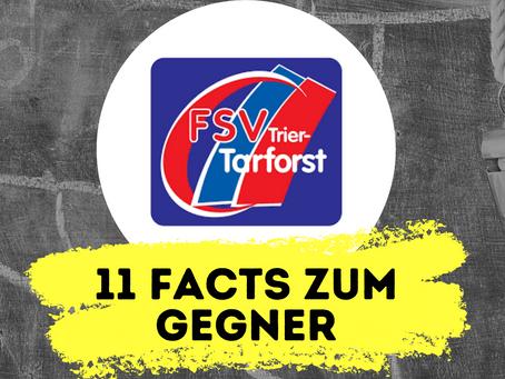 11 Facts zum kommenden Gegner: FSV Trier-Tarforst
