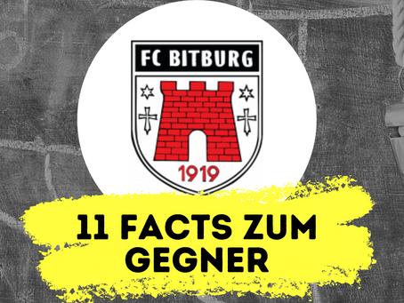 11 Facts zum kommenden Gegner: FC Bitburg
