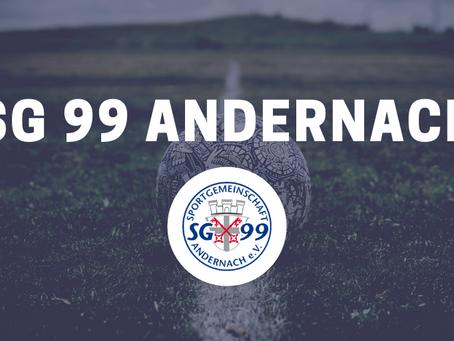 SG 99 Andernach: Finden die Bäckerjungen zurück zu alter Stärke?