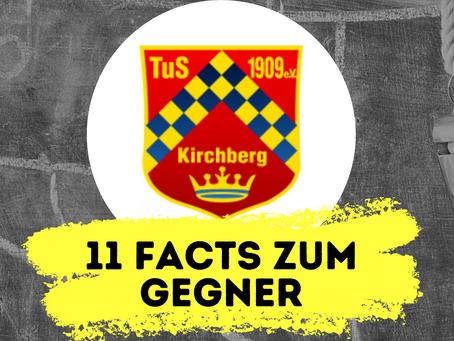 11 Facts zum kommenden Gegner: TuS Kirchberg