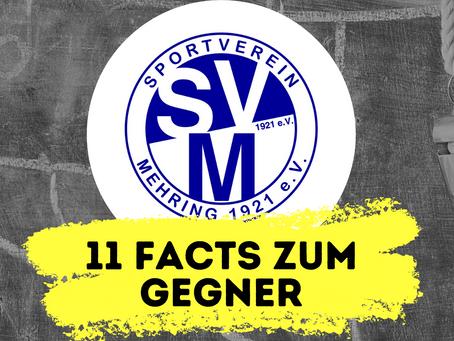 11 Facts zum kommenden Gegner: SV Mehring