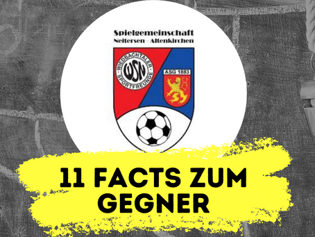 11 Facts zum kommenden Gegner: SG Neitersen