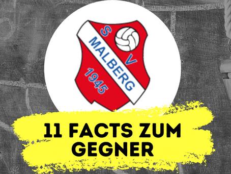 11 Facts zum kommenden Gegner: SG Malberg