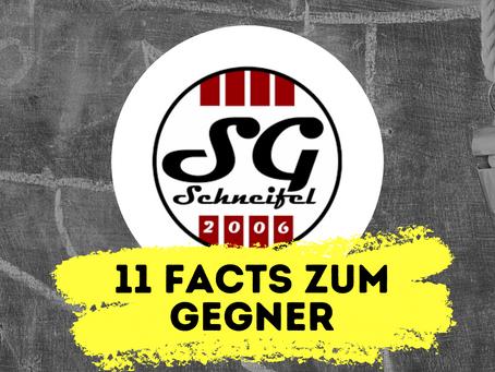 11 Facts zum kommenden Gegner: SG Schneifel