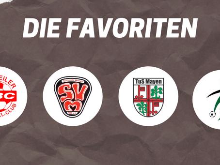 Die Favoriten: Neue Machtverteilung im Aufstiegsrennen der Rheinlandliga