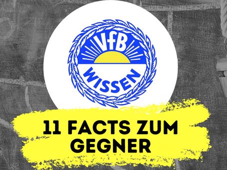 11 Facts zum kommenden Gegner: VfB Wissen