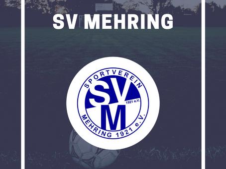 SV Mehring: Neu-Trainer Bernd Körfer soll's richten