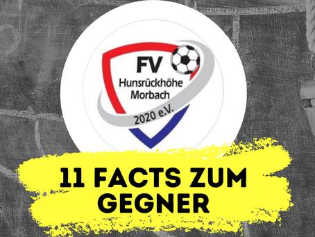 11 Facts zum kommenden Gegner: FV Morbach