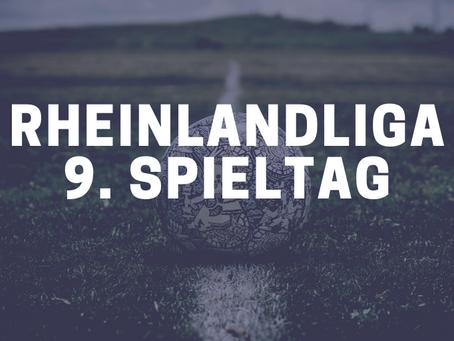 Andernach erklimmt die Spitze: Der 9. Rheinlandliga-Spieltag