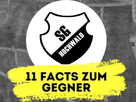 11 Facts zum kommenden Gegner: SG Hochwald