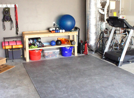 5 things to buy for your home gym.