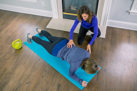 mobile fitness trainer west chester pa