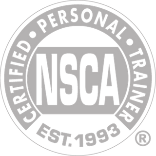 NSCA certification logo