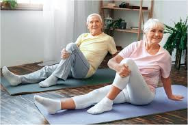 4 musts in an exercise program for seniors