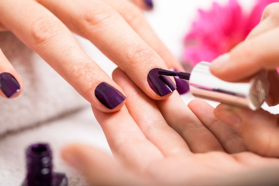 Oakton Signature Manicure