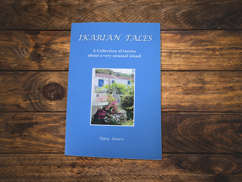 Ikarian Tales – The Book