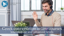 Greek conversation online courses