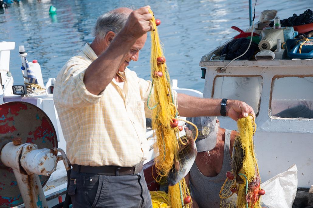 Fishermen Ikaria