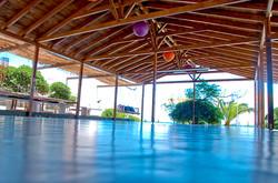 140 m2 Dance Floor
