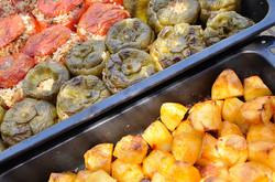 Organic Buffets Ikaria