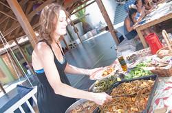 Organic Lunch Buffet