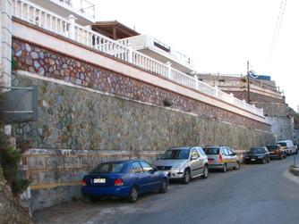 The theatre in Evdilos