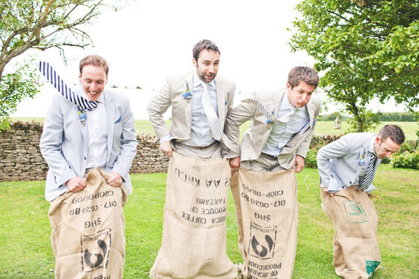 rust and thistle, wedding blog, wedding games