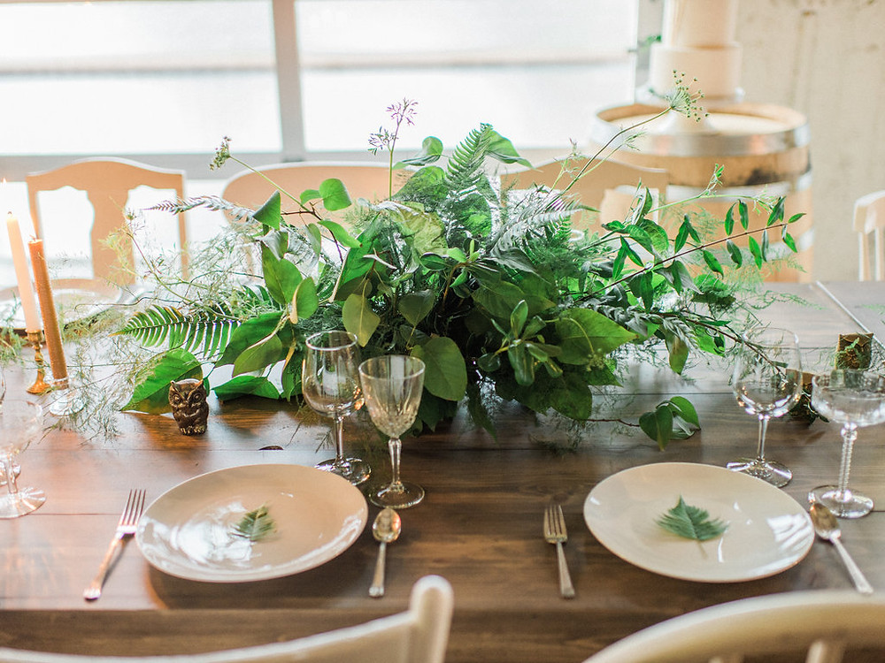 Boise Wedding Florist, Rust and Thistle