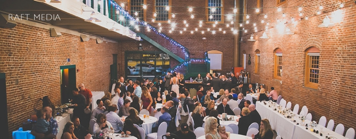 Powerhouse Event Center, Boise Wedding Venue