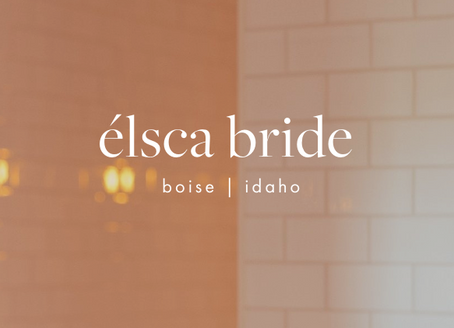 We're Opening a Bridal Shop in Boise!