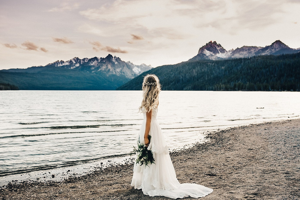 Kylie Morgan Photographer, Boise Wedding