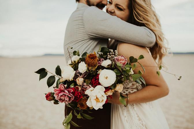 Boise Wedding flowers