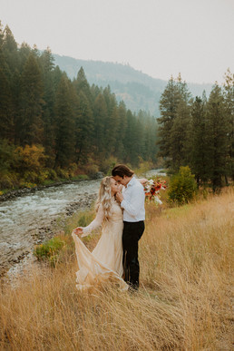 idaho elopement