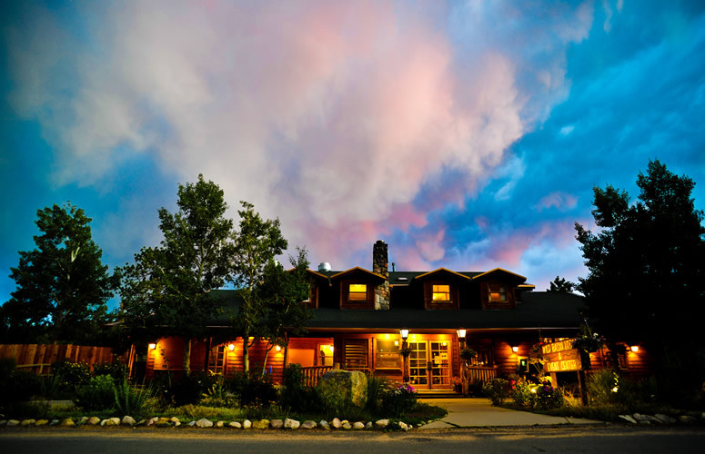 Wild Basin Lodge, Eco Friendly Wedding Venue