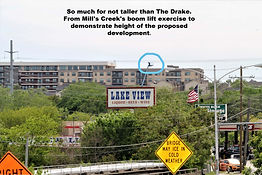 Taller than the drake clear with words 2