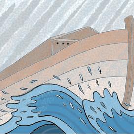 Noè e l'alleanza (primaria)