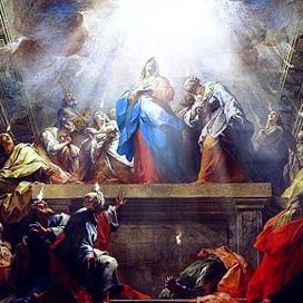 La Pentecoste.
