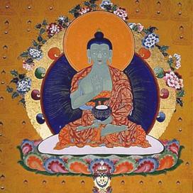 La vita del Buddha.
