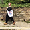 Thumbnail: Tomboys Barbershop Red Logo AOP Tote Bag