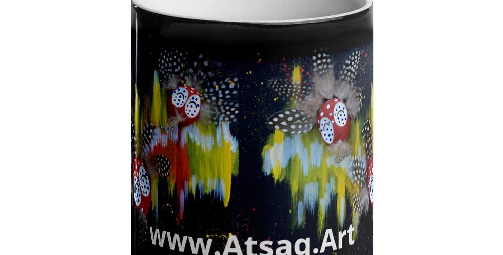 Northern Lights Magic Mug