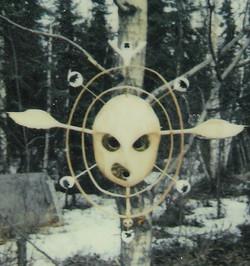 Spruce Tree Mask