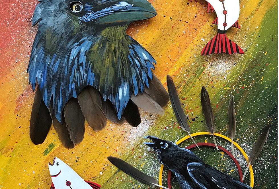 Salmon & Raven II