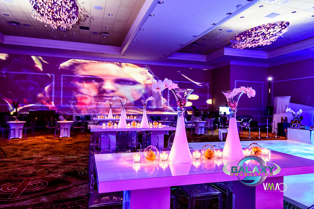 Glaxay Production was thrilled to bring this dream event to life. Would like to thank the client and Jennifer Keller from Styled Events.