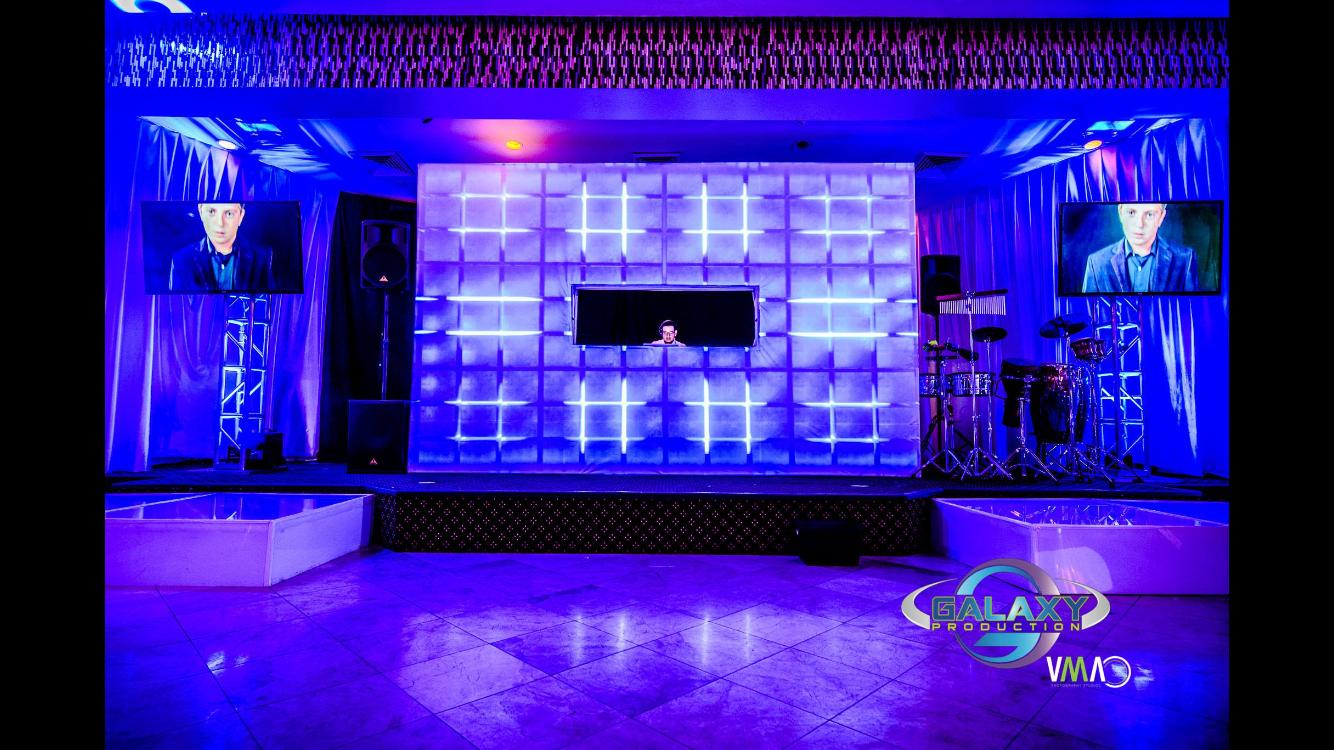 3D DJ Booth