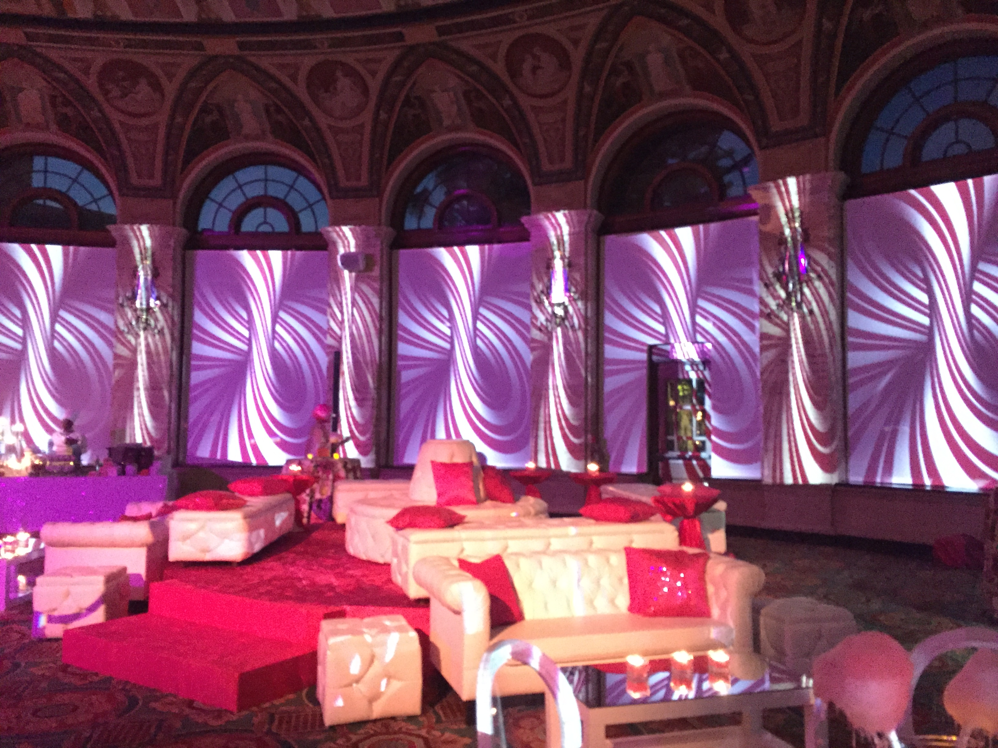 360 Room Video Mapping